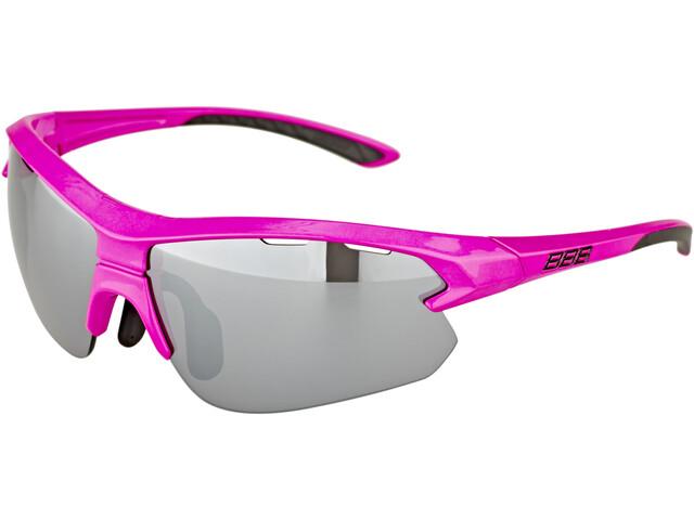 BBB Impulse BSG-52S Brillenglas Small, neon pink gloss